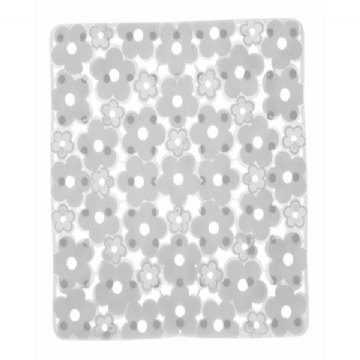 Gedy Margherita Shower Mat Ice Clear 975151-P2